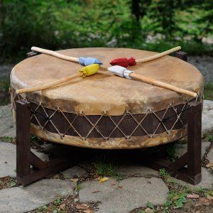Velké rámové bubny